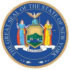 Seal of NY state