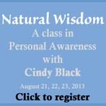 Register for Natural Wisdom