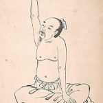 Ancient Qi Gong Practitioner
