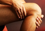 image of a right knee