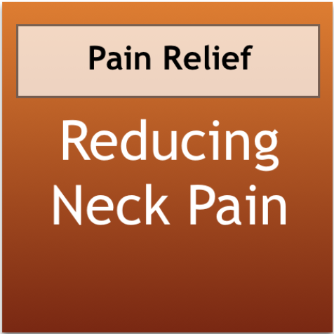 Reduce Neck Pain