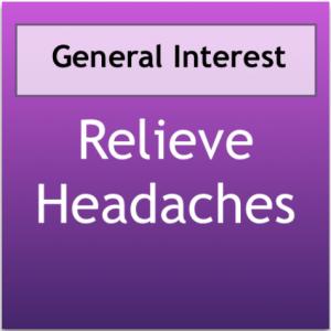 Relieve Headaches