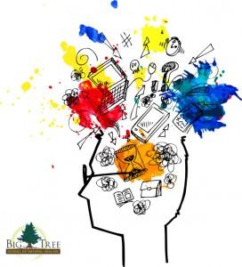 calm a busy mind