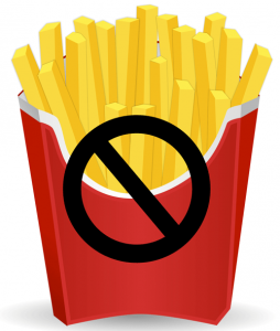 fun picture of french fries