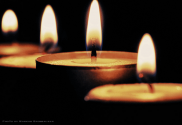candles sharing light