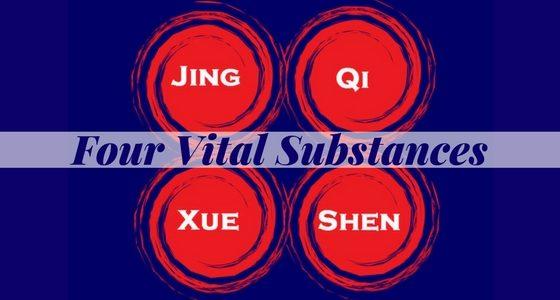 Four Vital Substances