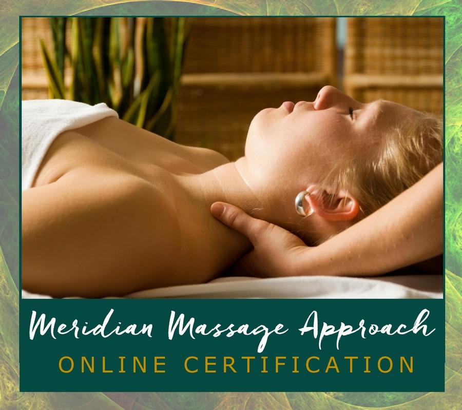 Meridian Massage Online Certification