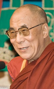 The 14th Dalai Lama, Tenzin Gyatso