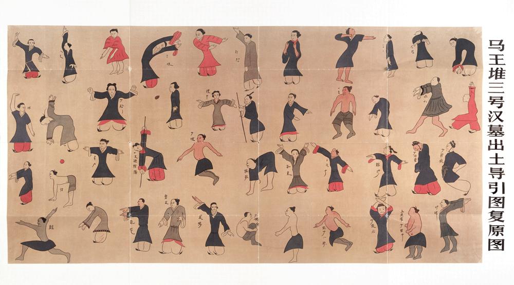 Dao-yin-chart