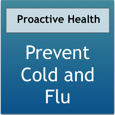Prevent Cold and Flu with Meridian Massage