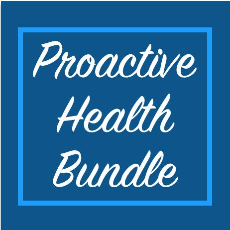 Proactive Health using Meridian Massage