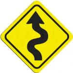 Turn sign