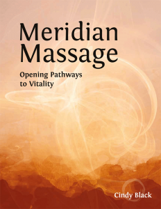 Meridian Massage Book