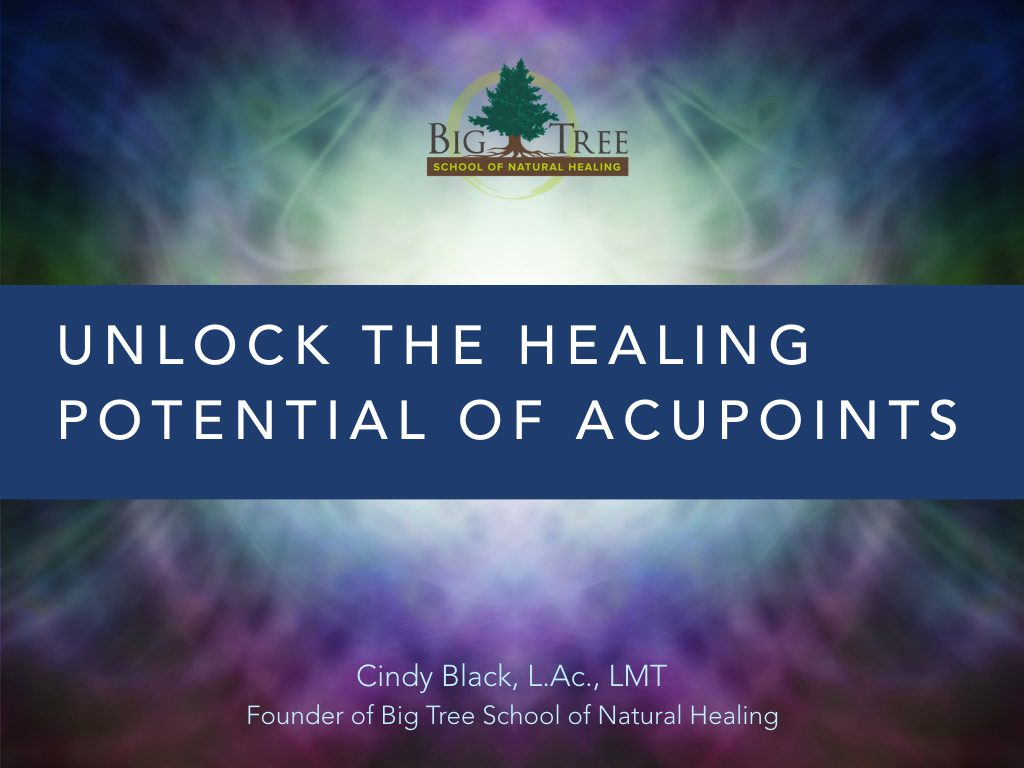 Unlock the Healing Potential of Acupoints