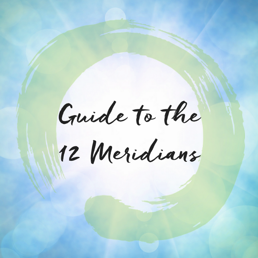 The Guide to the 12 Meridians