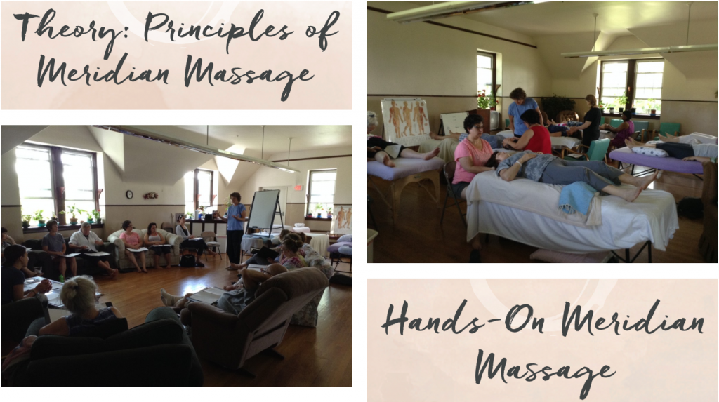 Meridian Massage Classes
