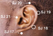Relieve stuffy ears with these acupressure points.