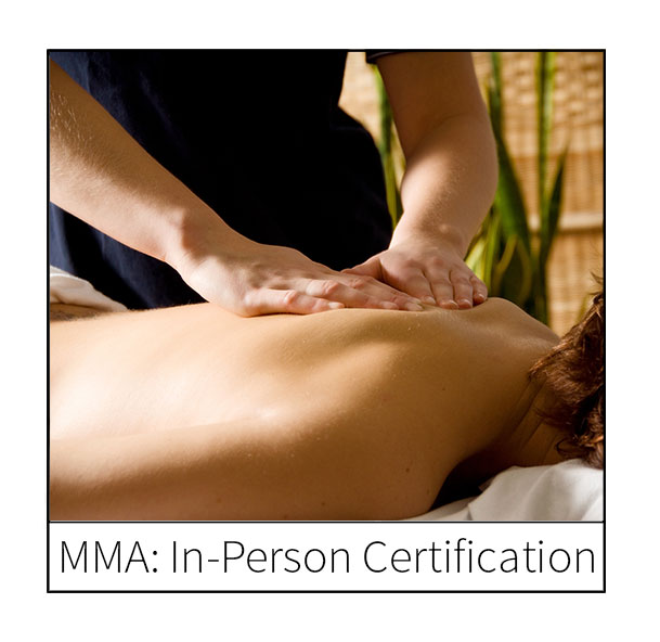 Meridian Massage Approach In-Person Certification